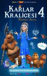 Karlar Kraliçesi 4 Türkçe Dublaj izle