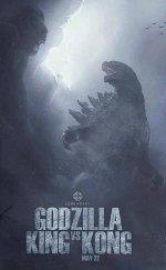 Godzilla King Kong'a Karşı Türkçe Dublaj izle