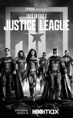 Zack Synders Justice League Türkçe Dublaj izle