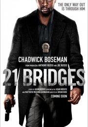21 Bridges Türkçe Dublaj izle