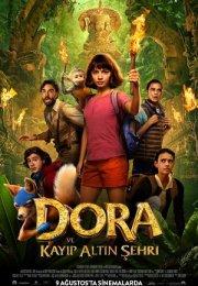 Dora ve Kayıp Altın Şehri Türkçe izle
