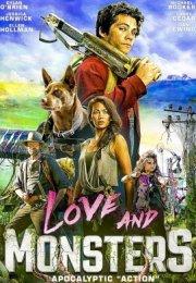 Love and Monsters Türkçe Dublaj izle